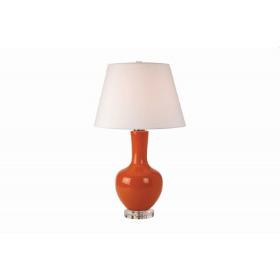 Lia Tangerine Table Lamp