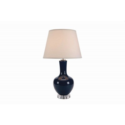 Lia Indigo Table Lamp