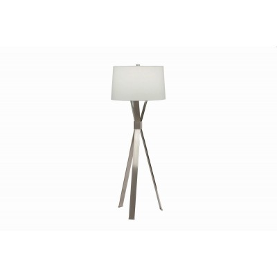 Tomas Nickel Floor Lamp