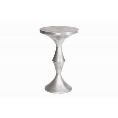 Matte Geo Accent Table
