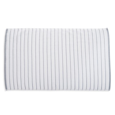 Vitalia  Grey Bath Mat