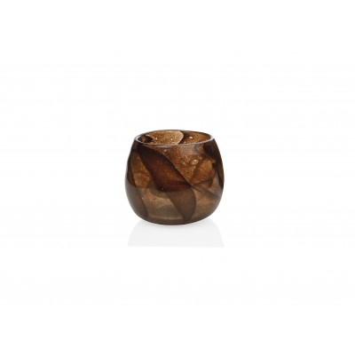 Candle Holder (Brown)